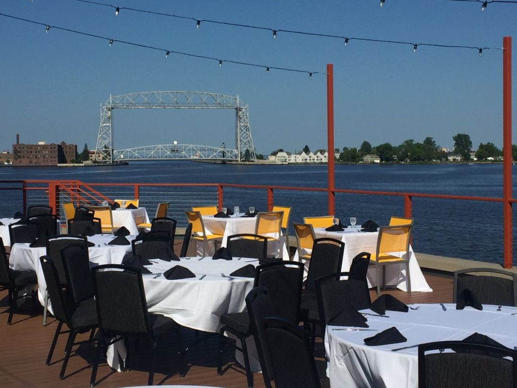 The Best Waterfront Dining In Duluth Minnesota The Silos