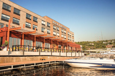 About Duluth's Newest Waterfront Resort | Pier B Resort